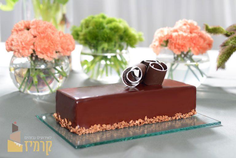 קרמיז לאירועים גבוהים - איידי פרידמן קונדיטורית בעיצוב והכנת אירועים ברמה מקצועית - בר חתונה