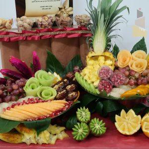 קרמיז לאירועים גבוהים - עיצובי פירות