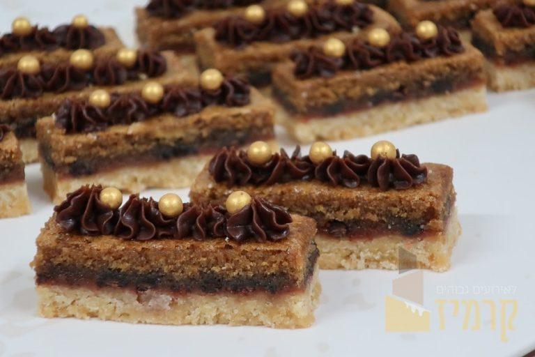 קרמיז- לאירועים גבוהים- עוגות ופטיפורים