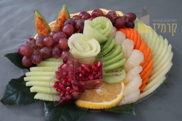 קרמיז לאירועים גבוהים - פירות מעוצבים