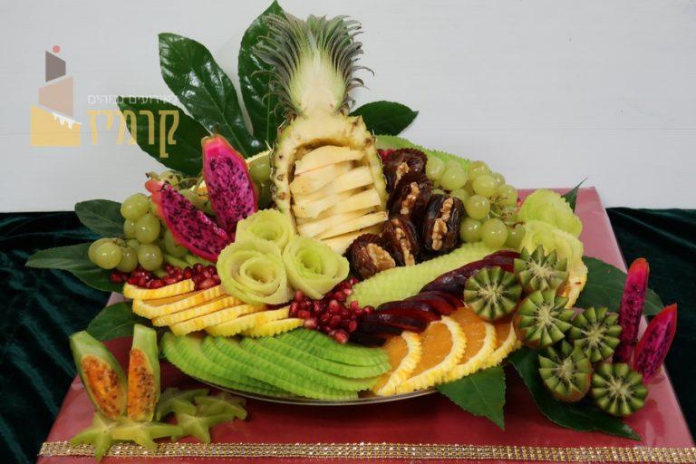 קרמיז לאירועים גבוהים - איידי פרידמן מגשי פירות