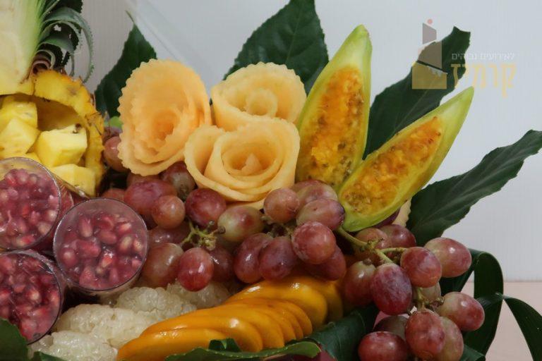 קרמיז לאירועים גבוהים - עיצובי הוקרה בפירות